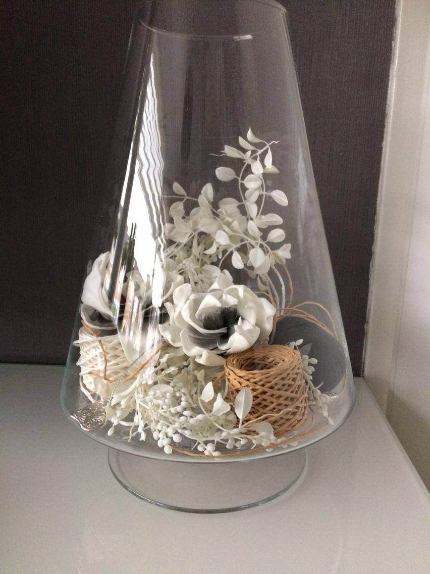 Pin Op Florale Vase Bougie Artificiel