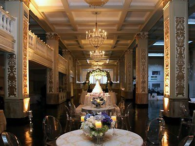 The Historic Cadre Building Memphis Tennessee Wedding Venues 3