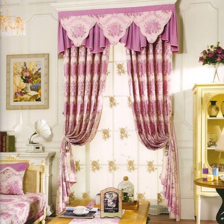 tende-da-camera-da-letto-rosa-eleganti | Tende da camera da letto ...