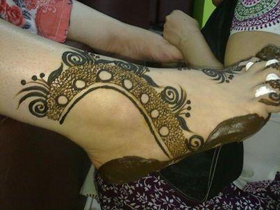 Henna Tattoo Hair And Makeup Sudanese Henna Leg Henna Designs Henna Tattoo