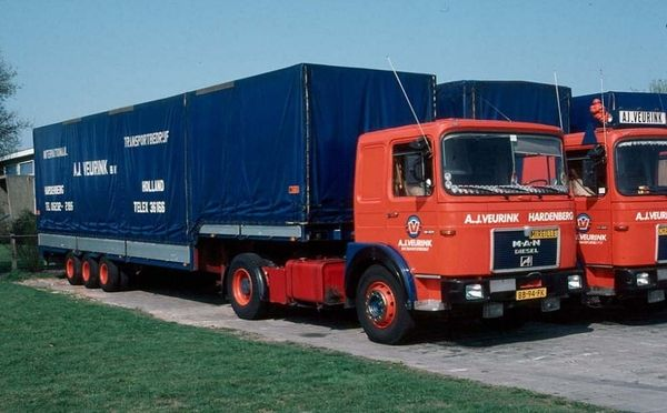 Hardenberg Nl m a n diesel a j veurink hardenberg nl trucks