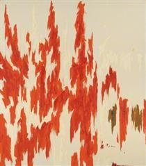 PH-1033 - Clyfford Still - 1976 - Abstract Impressionism