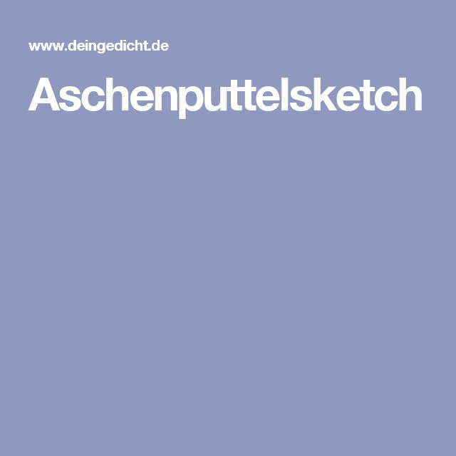 Aschenputtelsketch