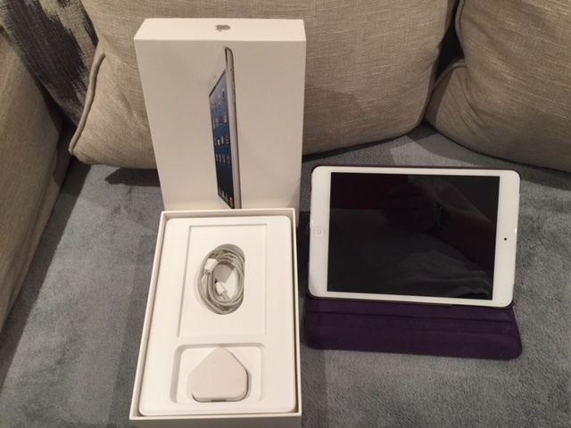 Apple iPad mini-wifi and Cellular 64GB - used on O2 -With box - Great condition https://t.co/OLj2yBsBzt https://t.co/EkmyEkDS3z