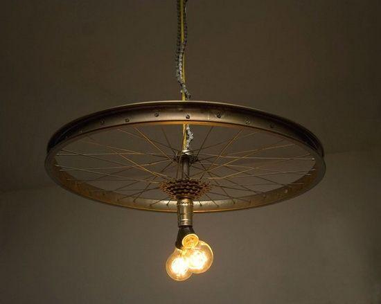 Jana Bernadska Adli Kullanicinin Lights Panosundaki Pin Egimli Ahsap Lamba Tasarim