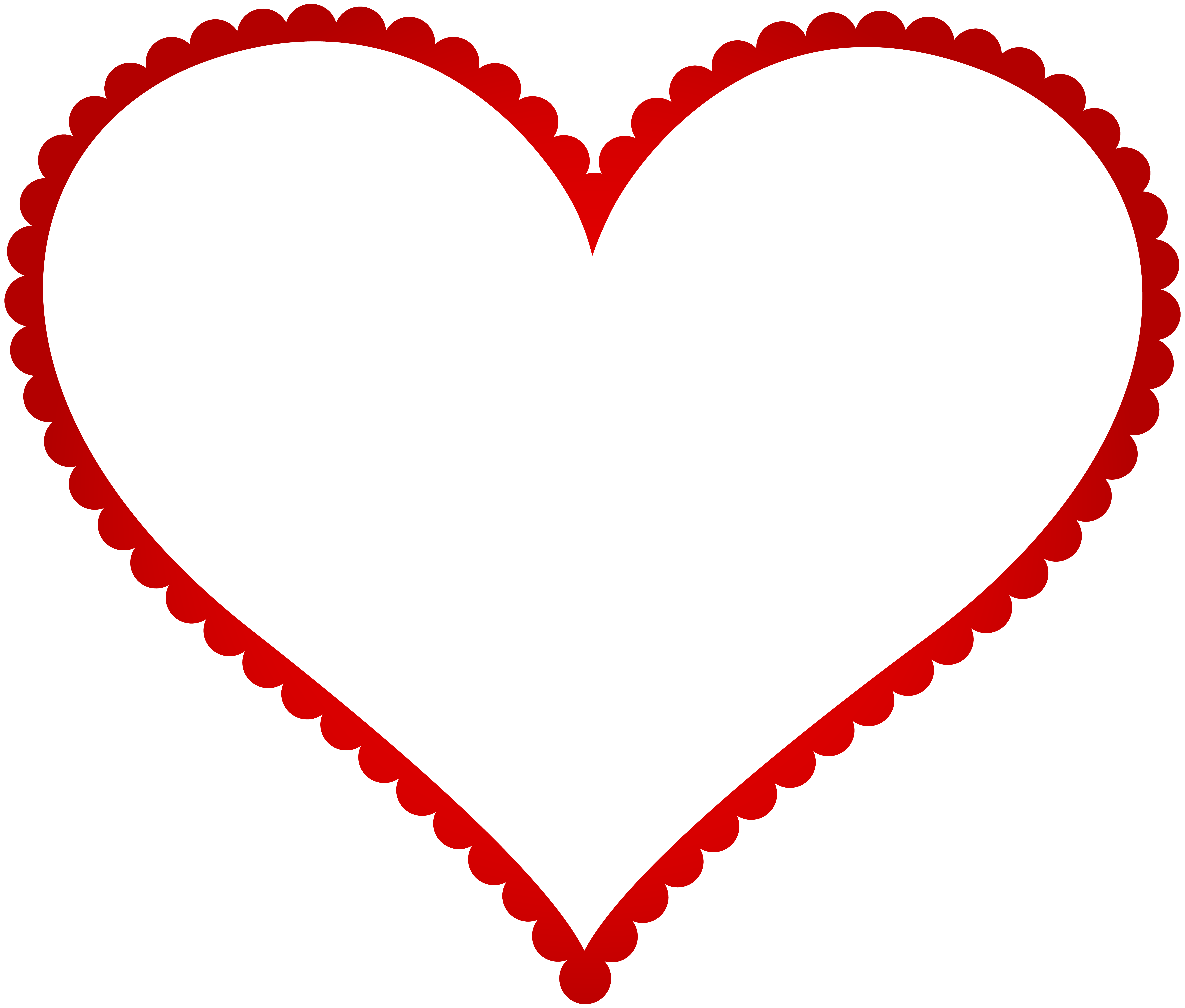 Red Heart Border Frame Transparent Png Clip Art Gallery Yopriceville High Quality Images And Transparent Png Free Clip Heart Border Free Clip Art Clip Art