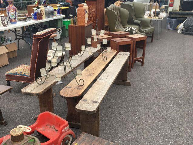 Sunbury Antiques Market Antique