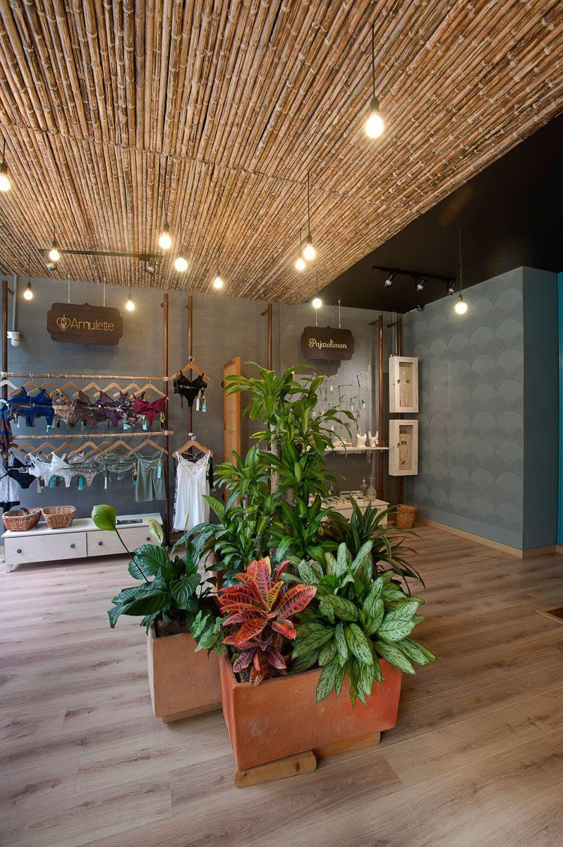 Plasma nodo deco decoracion tienda de ropa dise o de for Diseno de interiores almacenes de ropa