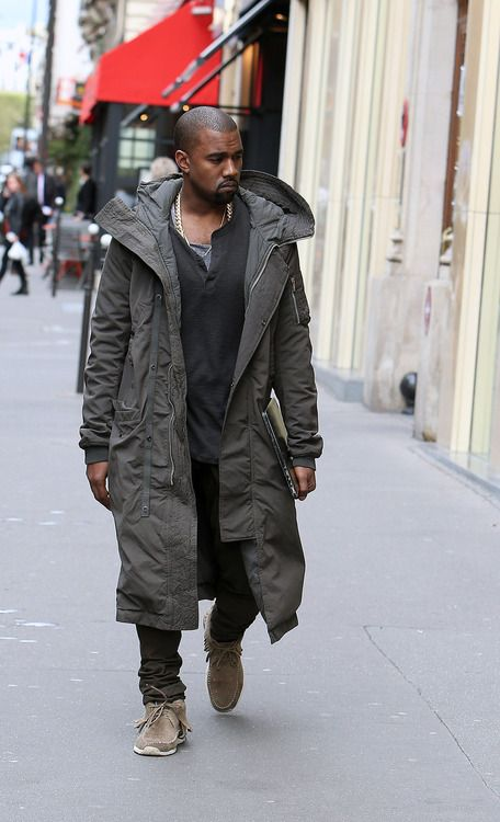 Pin By Ghassan Jean On Fashion Kanye West Outfits Kanye West Style Streetwear Men Outfits