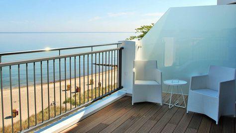 Lifestyle Hotel direkt an der Ostsee   SEEHUUS LIFESTYLE HOTEL