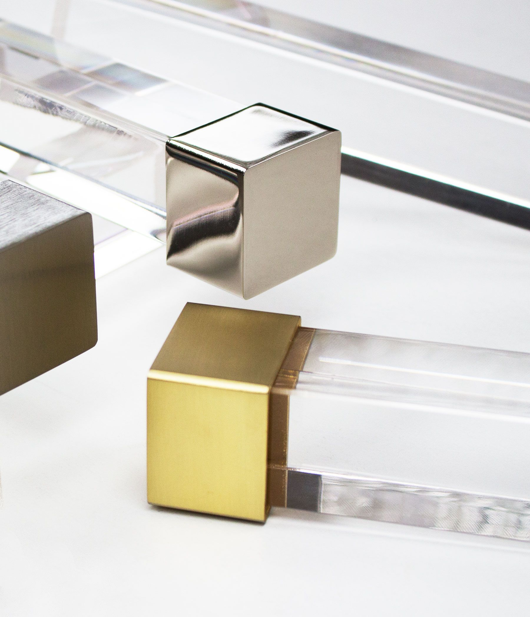 Turn Windows From Drab To Fab With Square Acrylic Hardware Cube