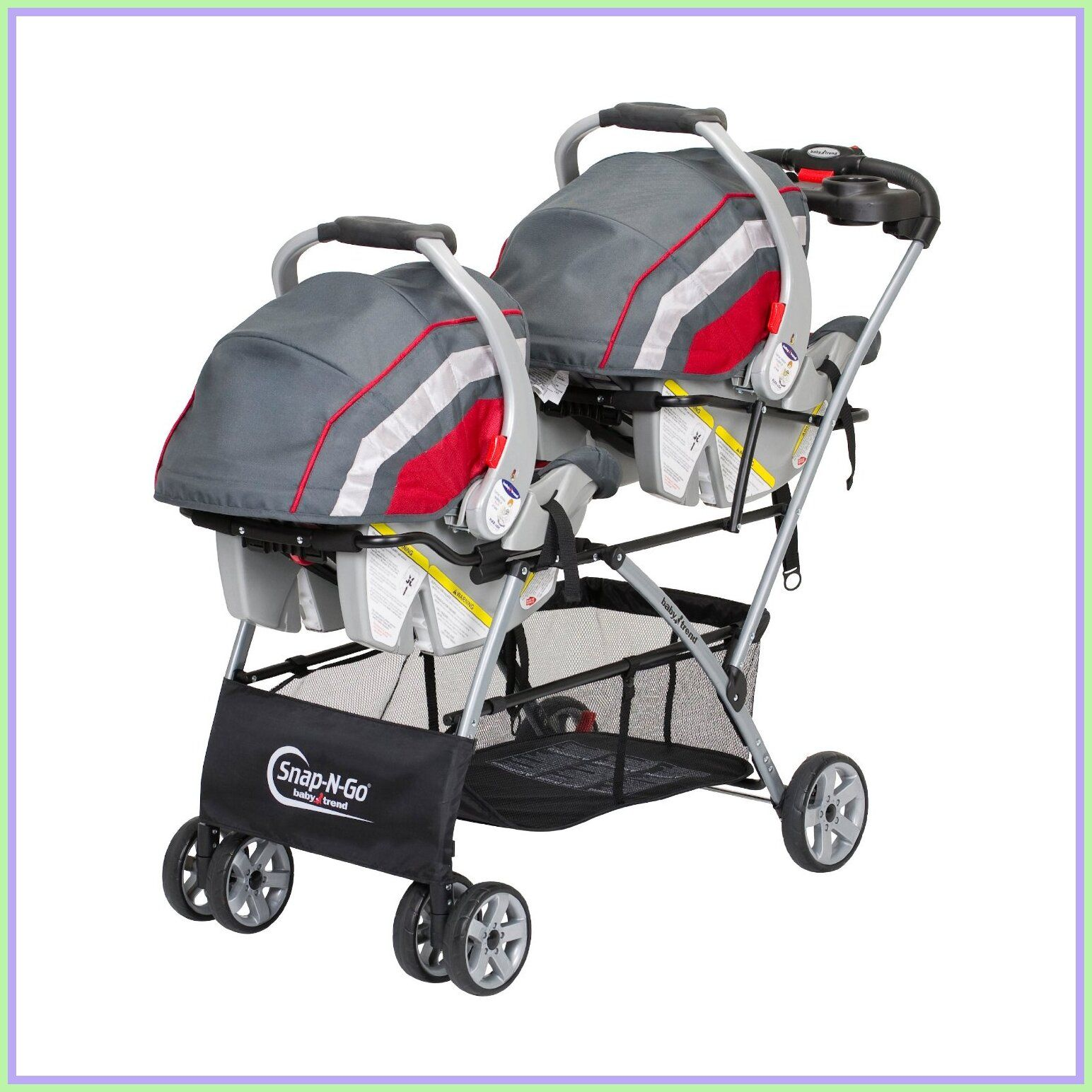 68 reference of jogging stroller car seat compatibility in