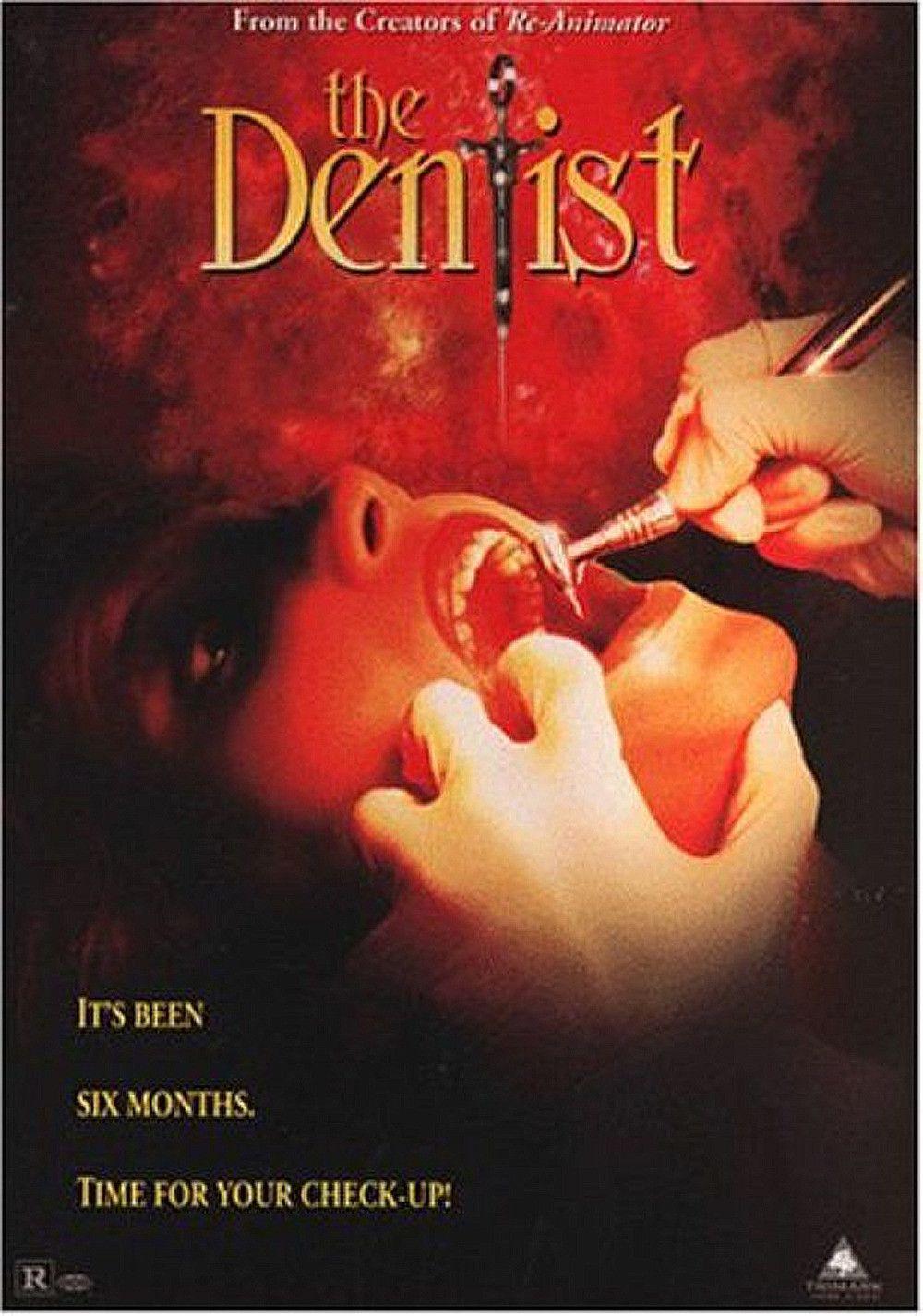 FILME O DENTISTA ( The Dentist , 1996 ) SINOPSE Depois
