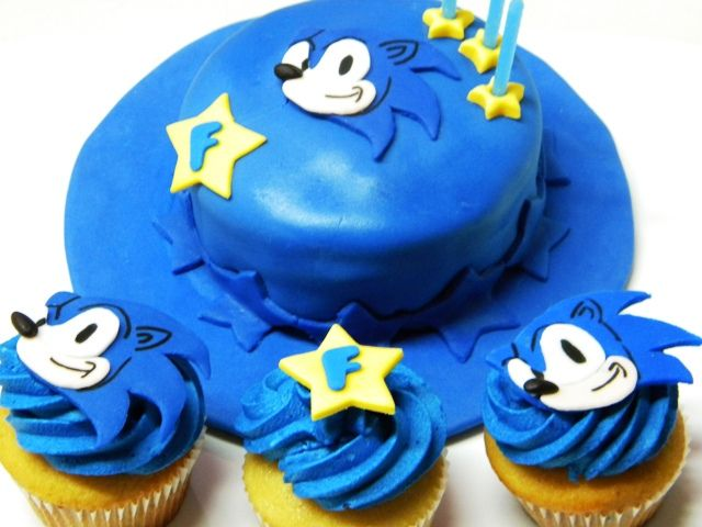 1000  images about Sonic on Pinterest | Sonic cake, Nintendo DS ...