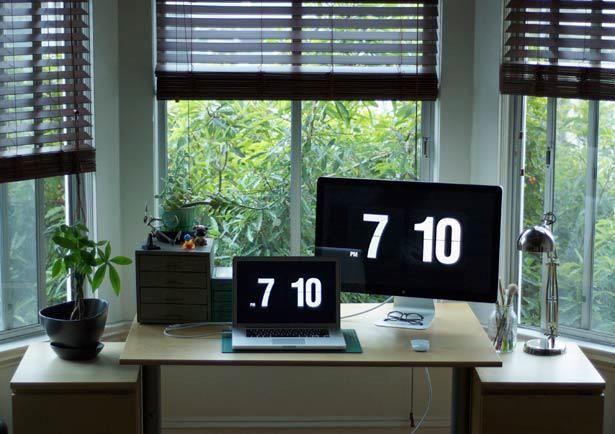 20 leading web designers desks for your inspiration - Desks For Designers
