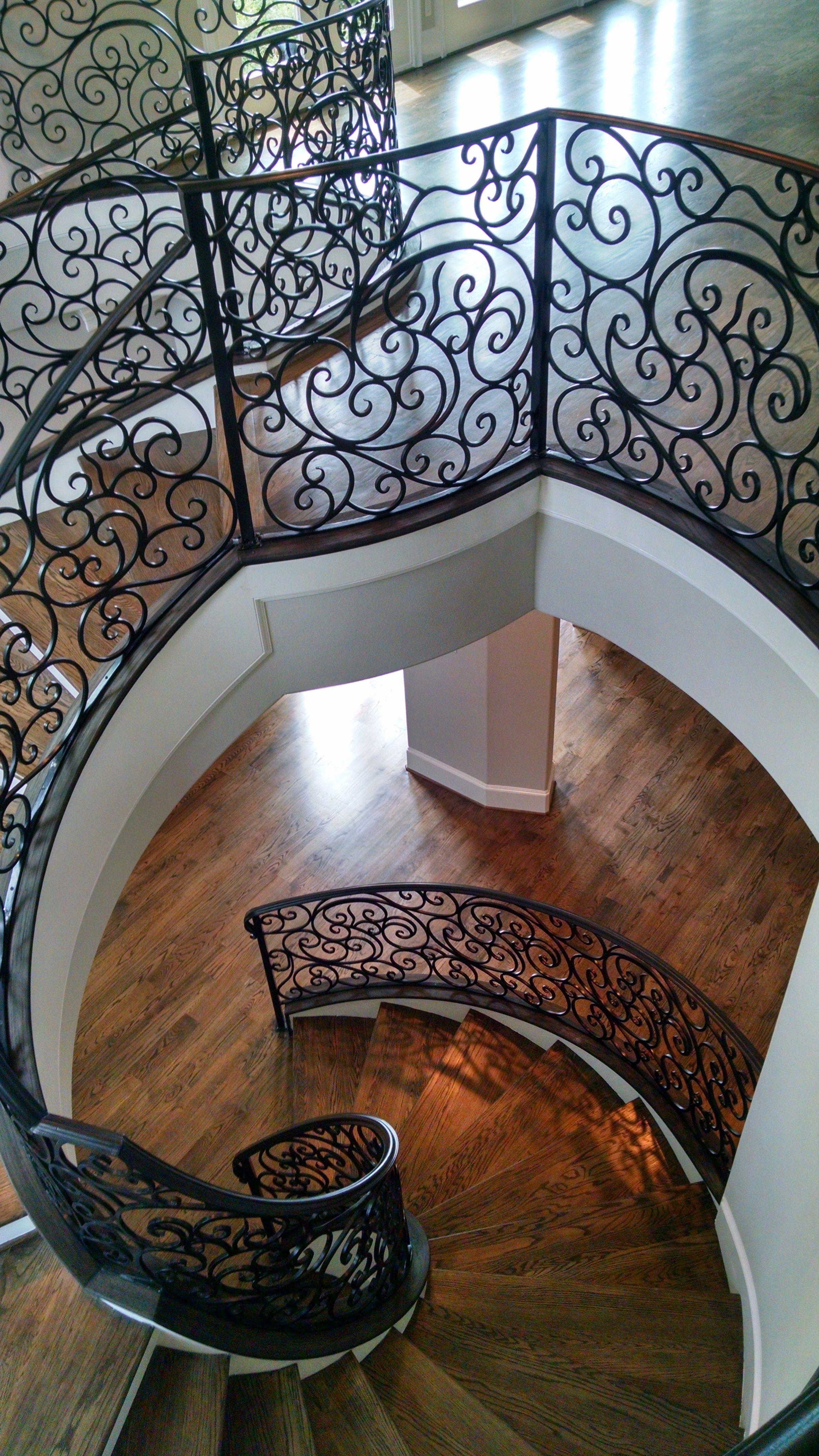 Best Austin San Antonio Iron Staircase Iron Staircase 400 x 300