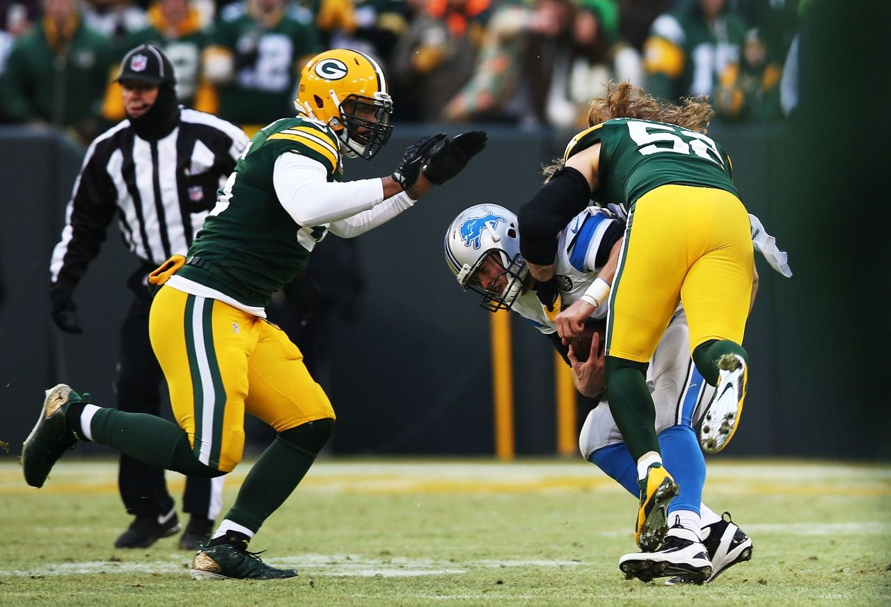 12 28 2014 Packers Vs Lions Quarterback Sack Packers Baby Packers Green Bay Packers