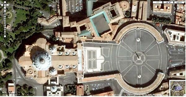 Aerial View of Vatican | The Jesuit | Rome, Aerial view ...