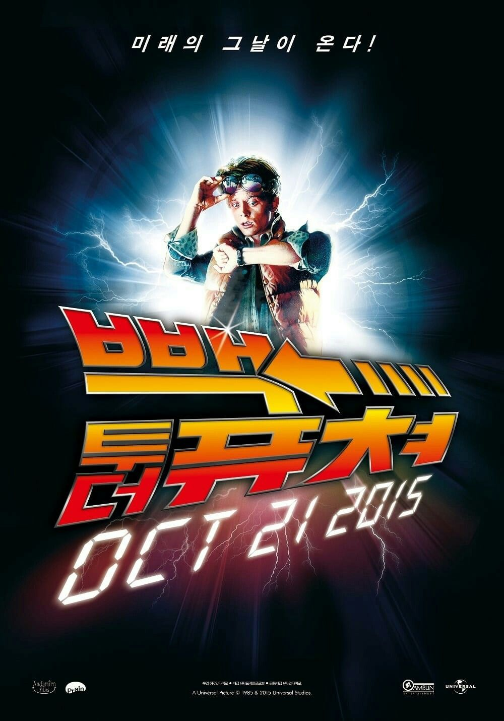 Back To The Future Movie Posters Backtothefuture Bttf Scifi