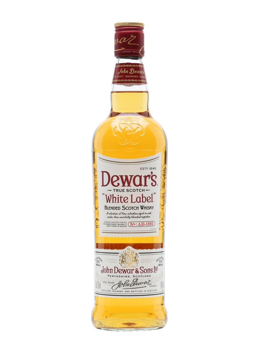 Dewar S White Label Whisky Best Cheap Whiskey Whiskey