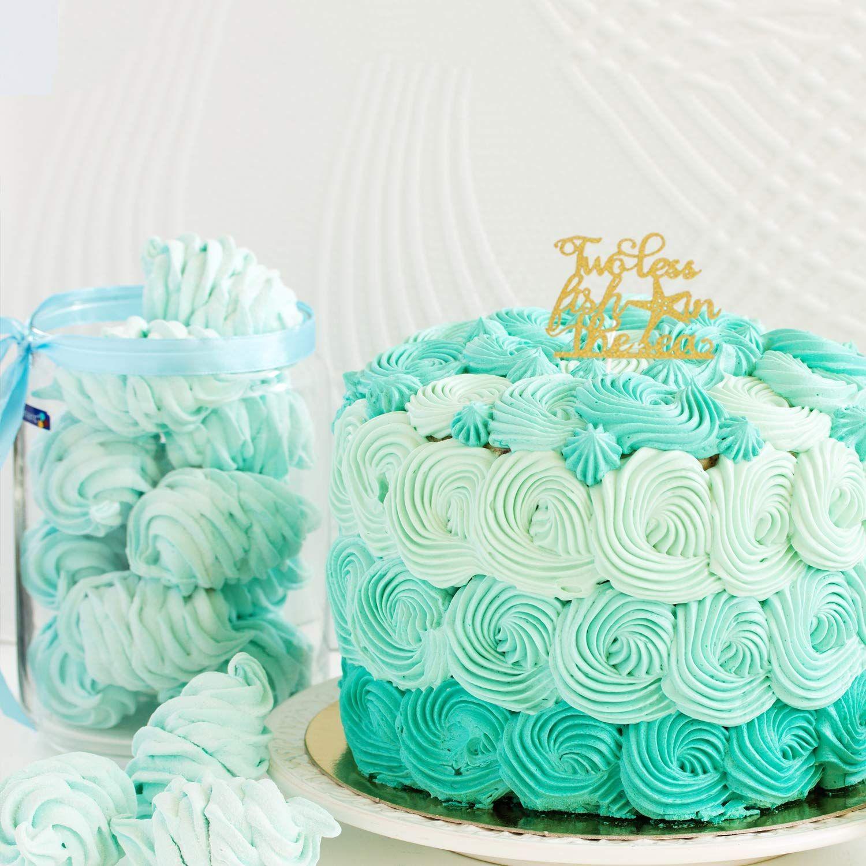 pergola beach wedding cake topper