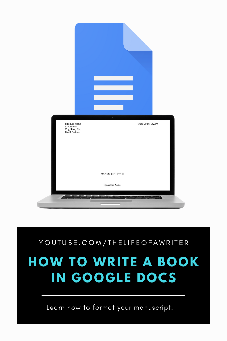 How To Format A Book In Google Docs 2021 Writing A Book Writing Software Writing
