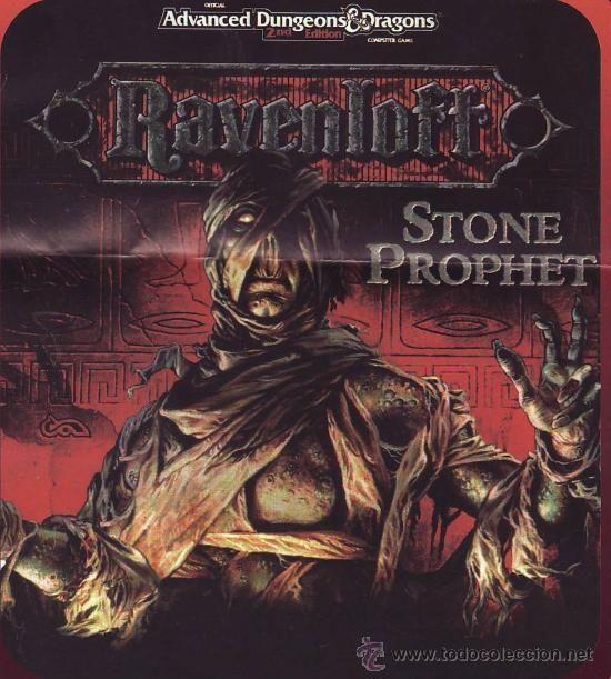 RAVENLOFF -STONE PROPHET- PC
