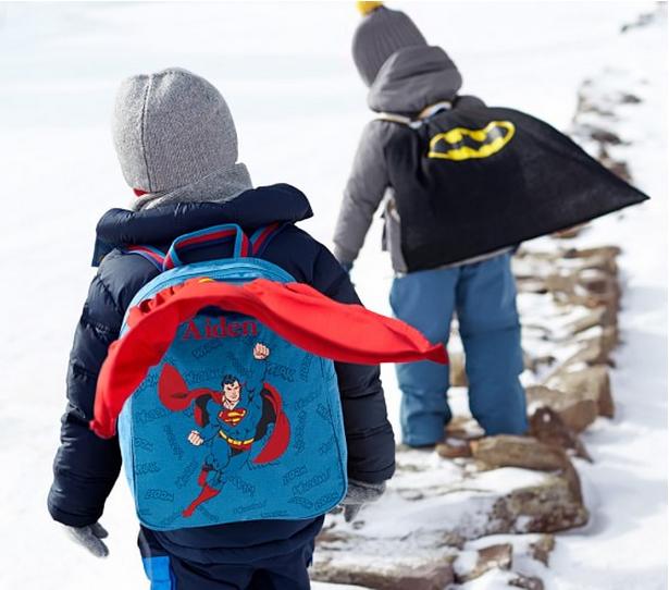 Superman™ Cape Backpack   Wild Will   Pinterest   Backpacks, Pottery ... 3cba0dec4d