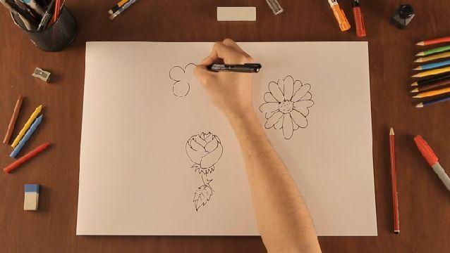 Cómo dibujar flores | eHow en Español