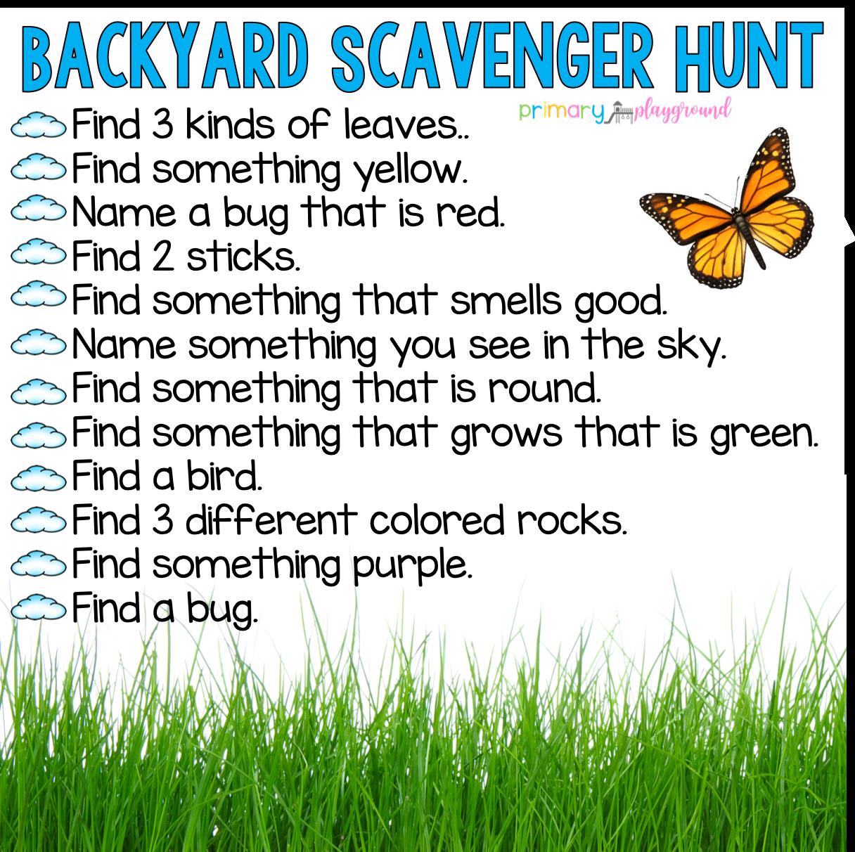 45+ Backyard treasure hunt for kids ideas in 2021