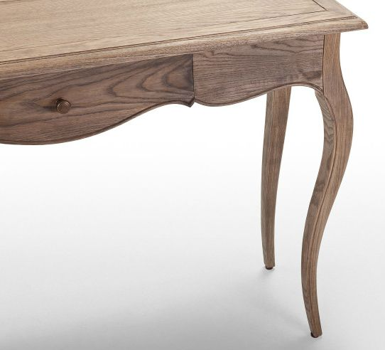 Schmaler Tisch Affordable Schn Ehrf Rchtiges Esstisch Eiche