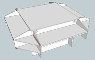Plans For A Table You Can Dissemble Game Table Plans Pinterest