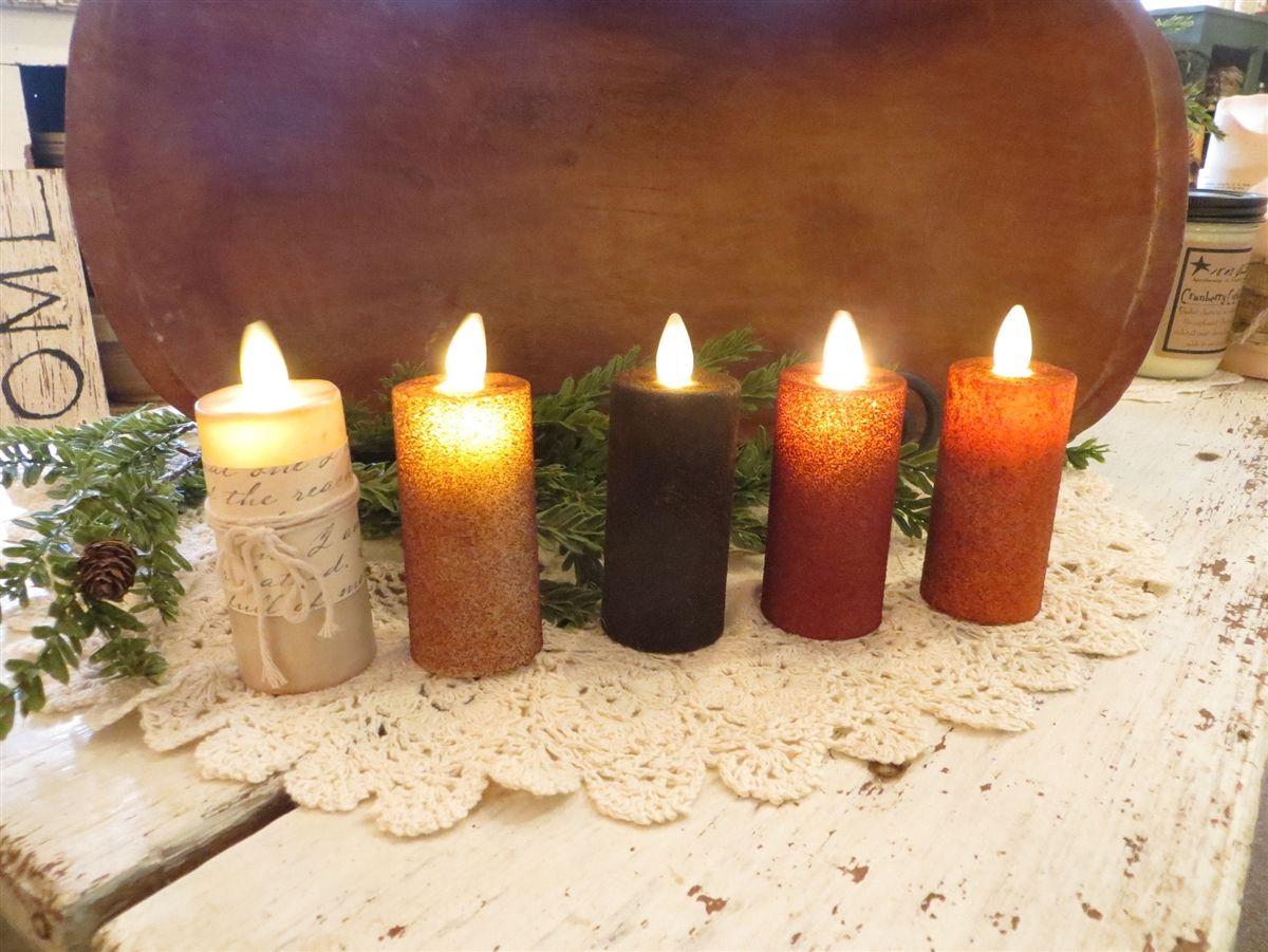 3 flameless candle votives votive candles candles