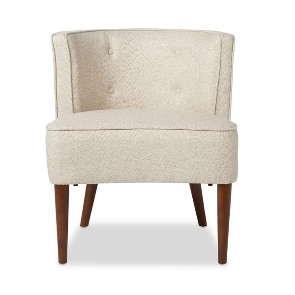 Maison Rouge Sierra Off White Accent Chair Vacay Home Pinterest