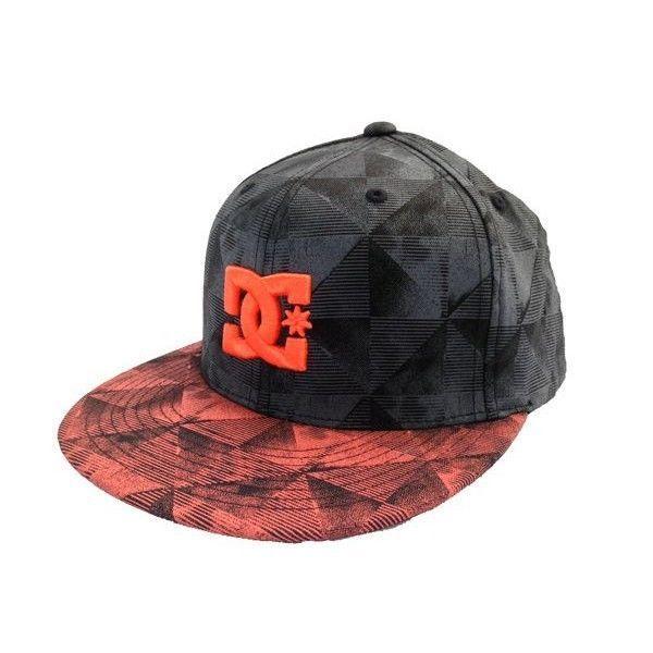 DC Shoes Kids Hat Kid/'s Ya Heard 2 Hat Size 2-7 years Flexfit