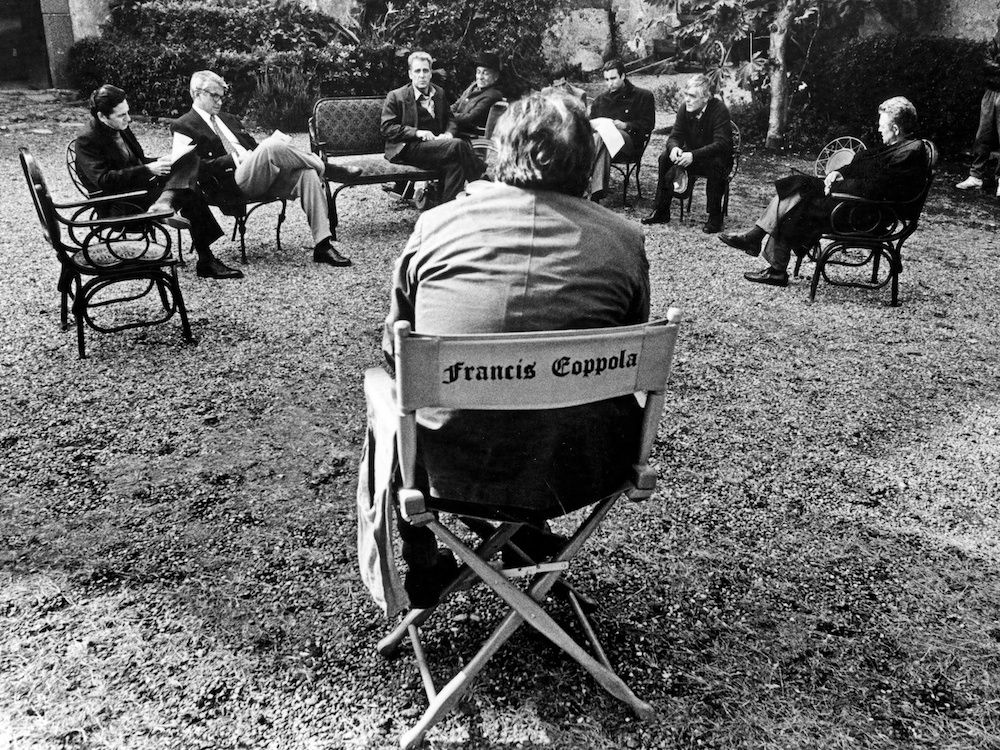 Behind the scenes: The Godfather trilogy