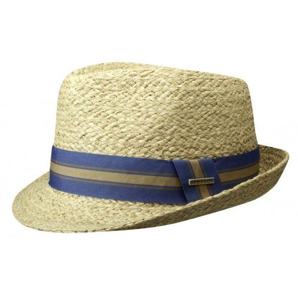 2a9a1892484e2 Chapeau Mandalo Raphia stetson - achat chapeau de paille - 49 euros -  Chapellerie Traclet