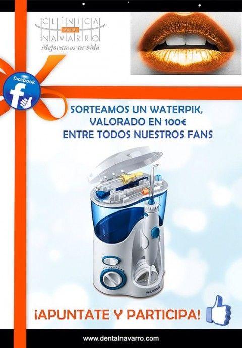 Sorteo de Cepillo eléctrico y Water Pick https://basicfront.easypromosapp.com/p/172681?uid=629236037