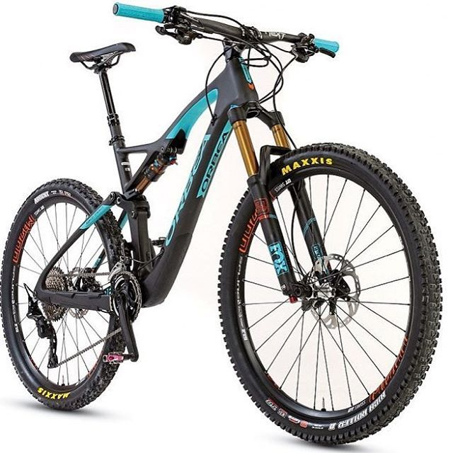 Orbea Occam Am M10 Mountain Bike Action Mountain Biking
