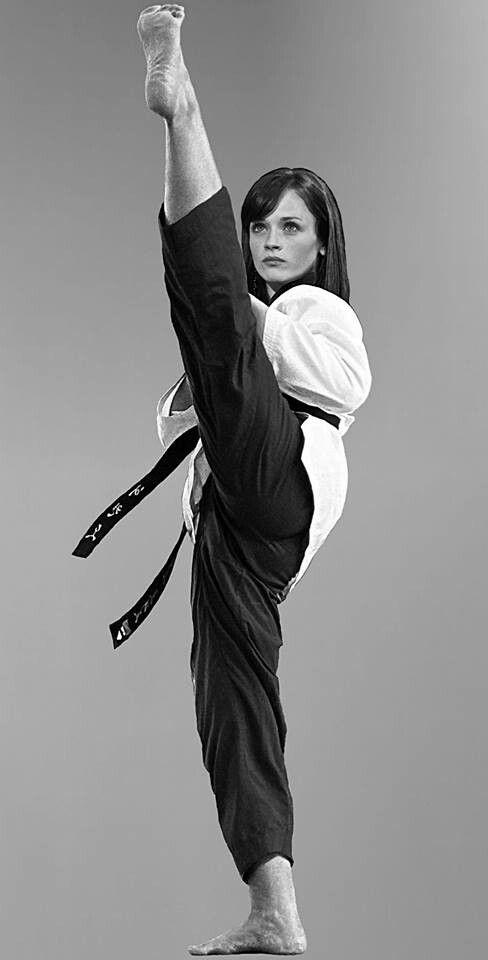 TAEKWONDO TAE KWON-DO Korean Script Arts Martiaux Arts Martiaux Mixtes à manches Gray NEW T-Shirt