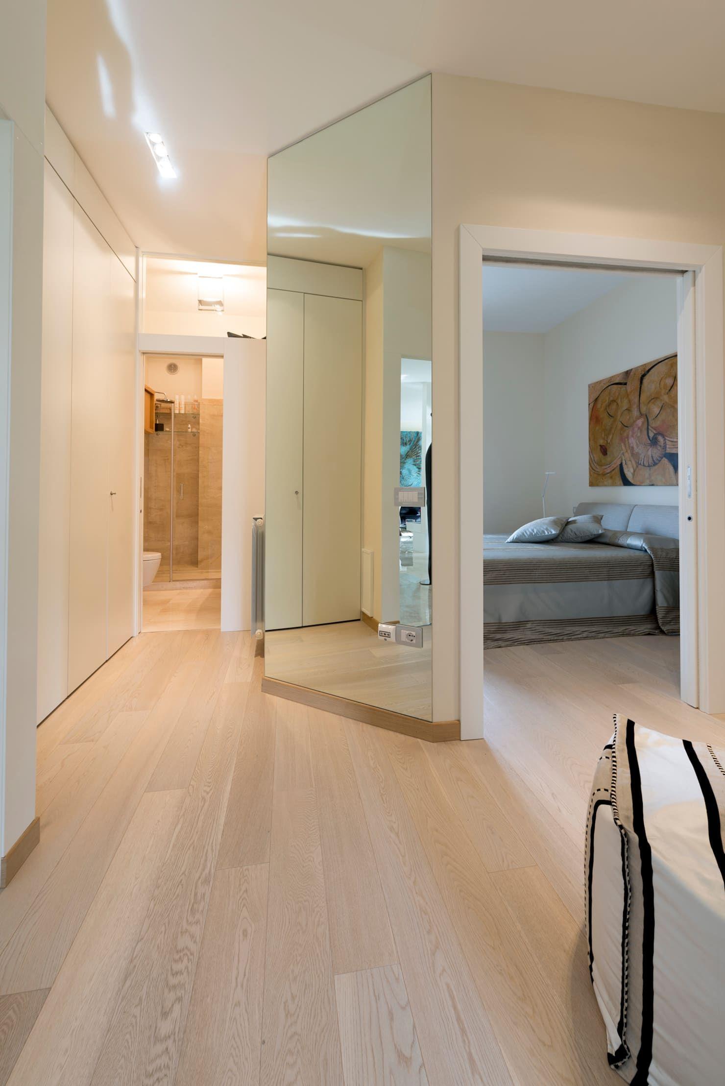 Soluzioni D Arredamento Cesena ristrutturazione di un'abitazione privata, 2011-2012