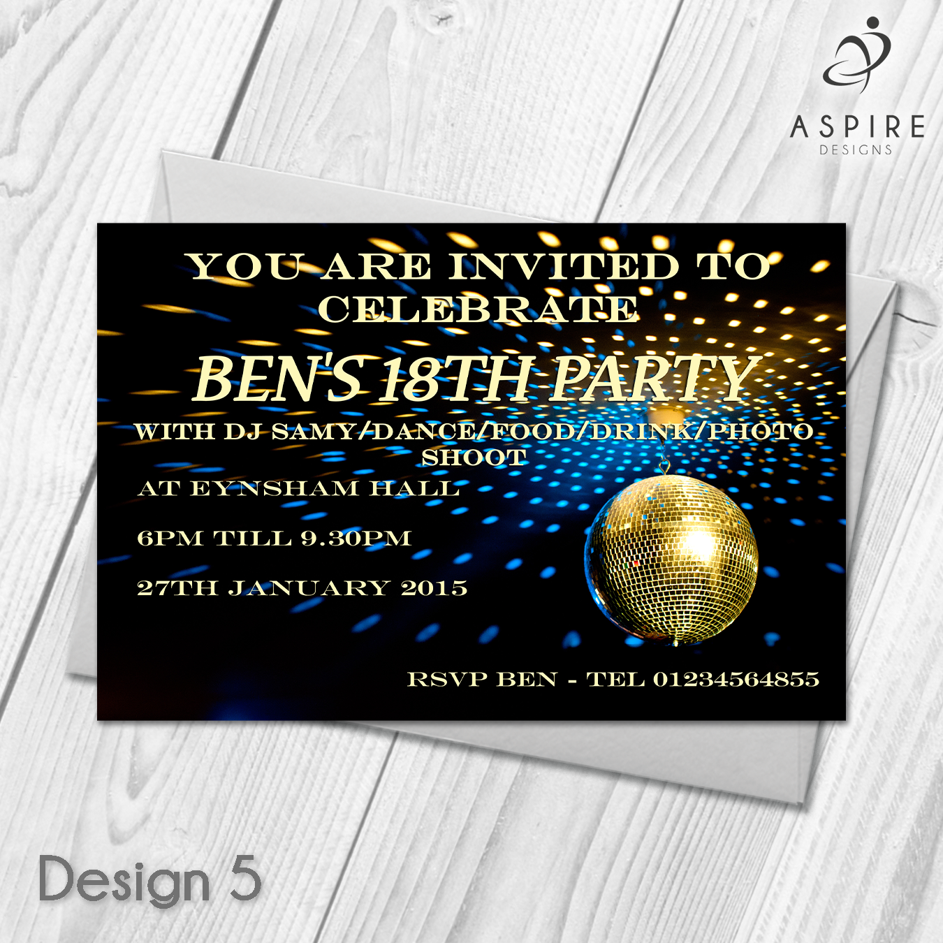 Personalised adult birthday party doo invitations envelopes personalised adult birthday party doo invitations envelopes envelope designpersonalized filmwisefo