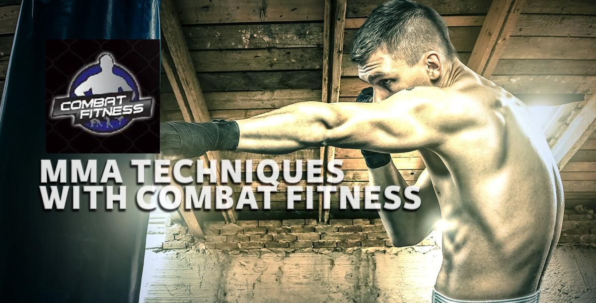 Mma Techniques With Combat Fitness By Combat Fitness Coachtube Sports Performance Training Fitness Mma