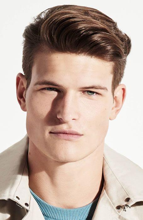 Men S Hairstyle Photos At Fashionbeans Medium Length Hair Styles Medium Hair Styles Mens Hairstyles