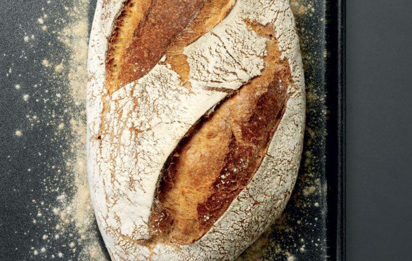 Für Dampfbackofen und Dampfgarer: Brot Rezept perfekt
