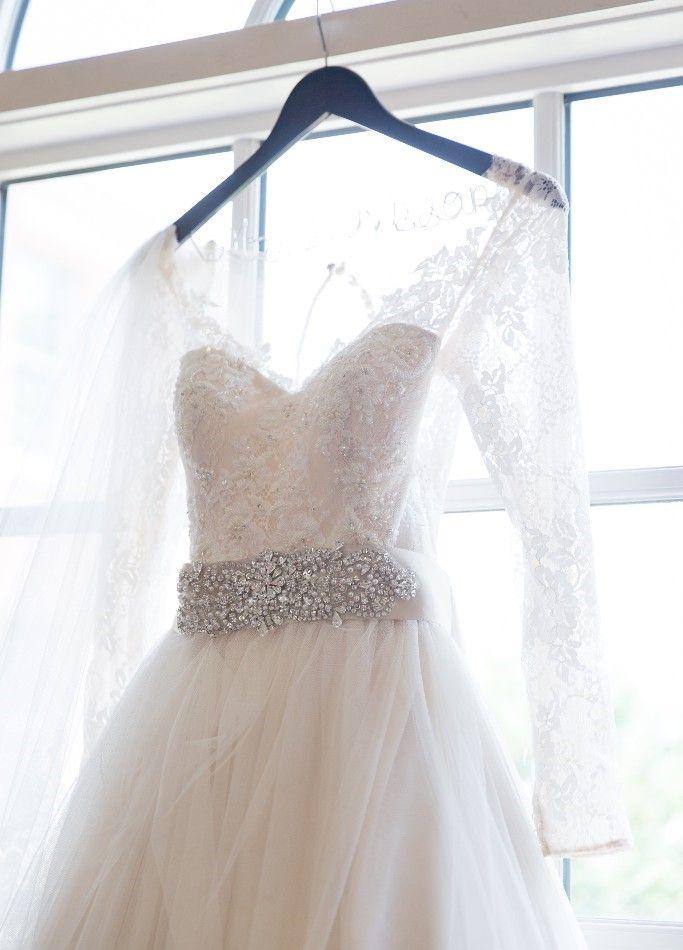 The Marysa Dress // Casablanca Customized Wedding Dress Styles 2205 ...
