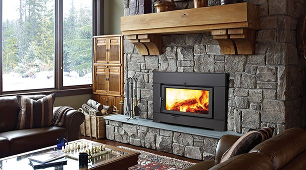Like The Squared Top Fireplace Insert Large Regency Fireplace