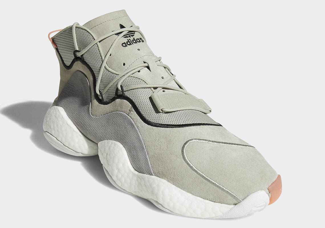 dff35a8f7429b The adidas BYW Is Coming Soon In Light Khaki Suede