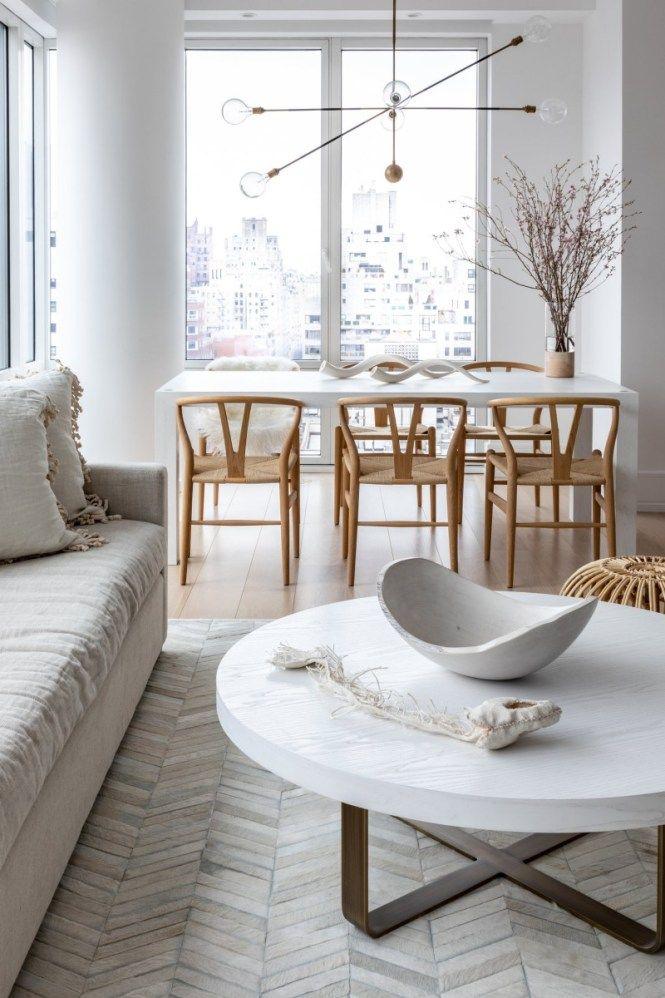 Post: Influencia nórdica en el Upper East Side de New York --> apartamento new york city, apartamento upper east side, estilo americano, estilo contemporáneo, estilo nórdico, scandinavian style, nyc, new york real estate, diáfano, open concept, scandinavian living, home decor, interior design