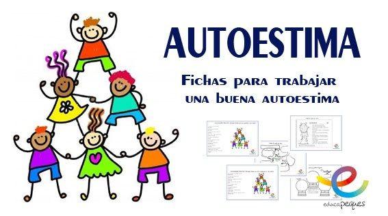 Autoestima En Ninos Metodo Para Trabajar Con Los Ninos En El Aula Autoestima Para Ninos Actividades De Autoestima Taller De Autoestima